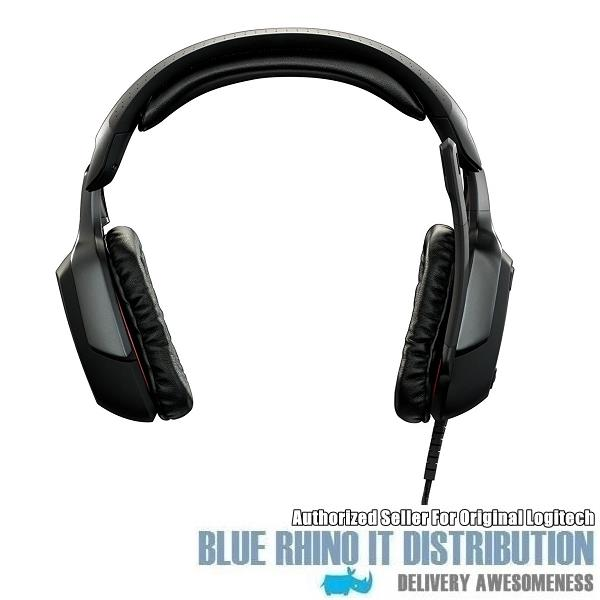 Logitech G35 Surround Headset Sound XP
