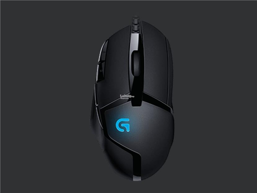 Logitech G402 Fury Gaming mouse.