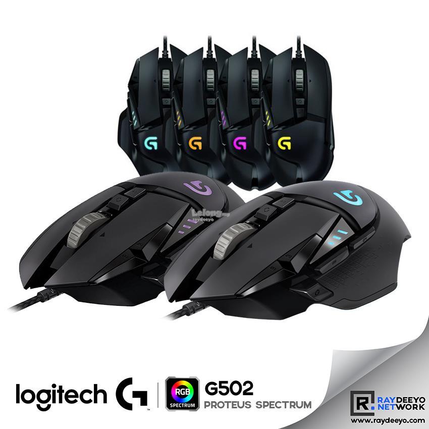 e7c59630f63 LOGITECH G502 Gaming Mouse [Proteus (end 9/26/2017 12:15 PM)