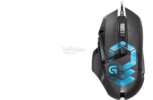 # LOGITECH G502 Proteus Spectrum Gaming Mouse #
