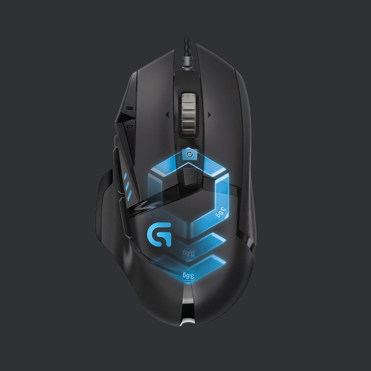 e251374e73f Logitech G502 Proteus Spectrum RGB T (end 4/3/2021 12:00 AM)