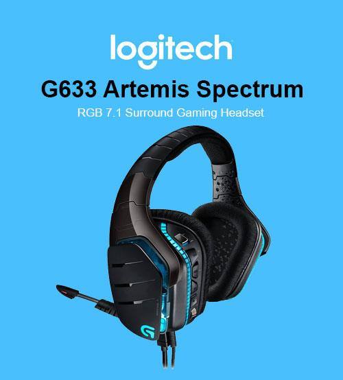 4b1be61c177 Logitech G633 Artemis Fire RGB Wired (end 3/14/2019 3:39 PM)