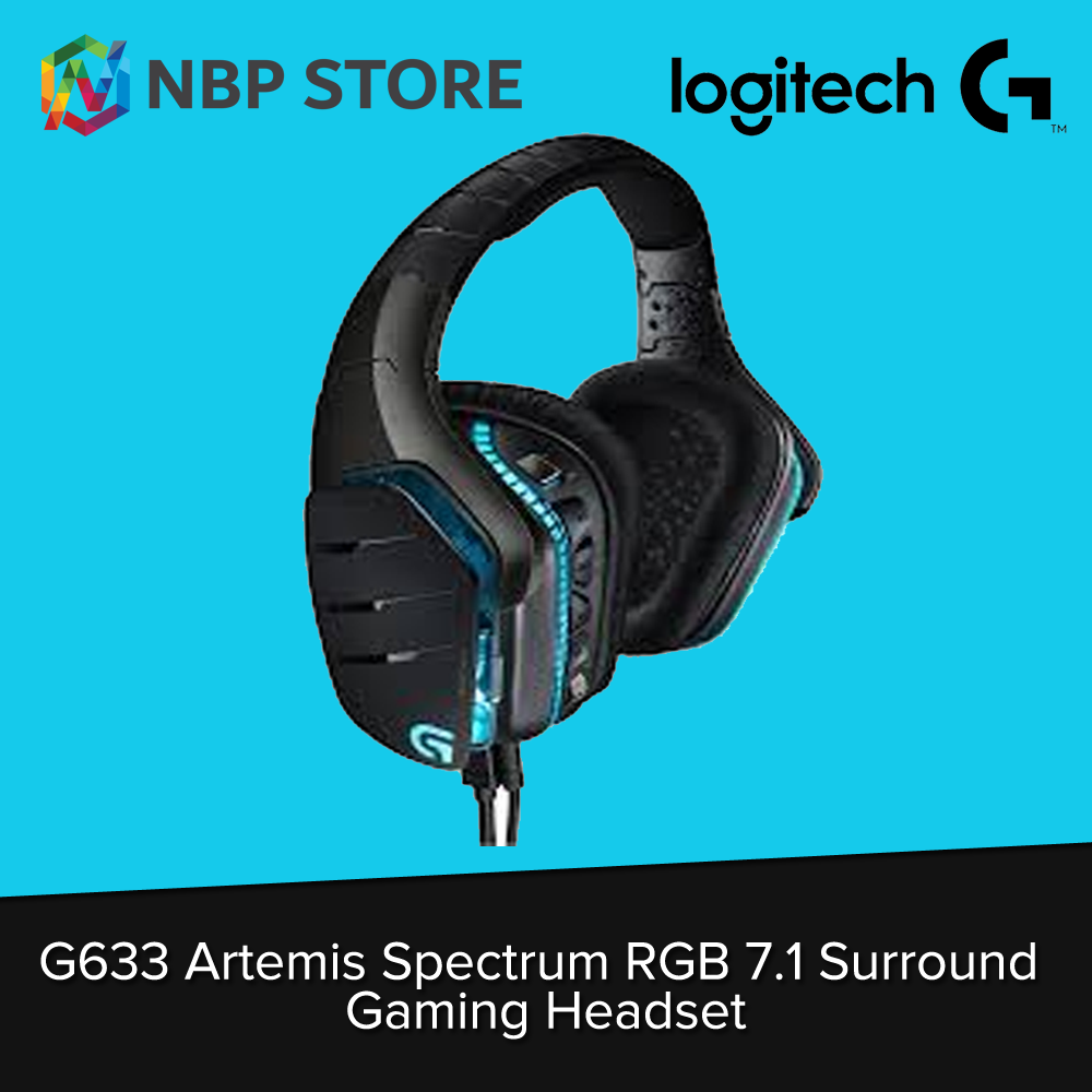 Logitech G633 Artemis Spectrum Rgb 7 End 7 5 2022 12 00 Am