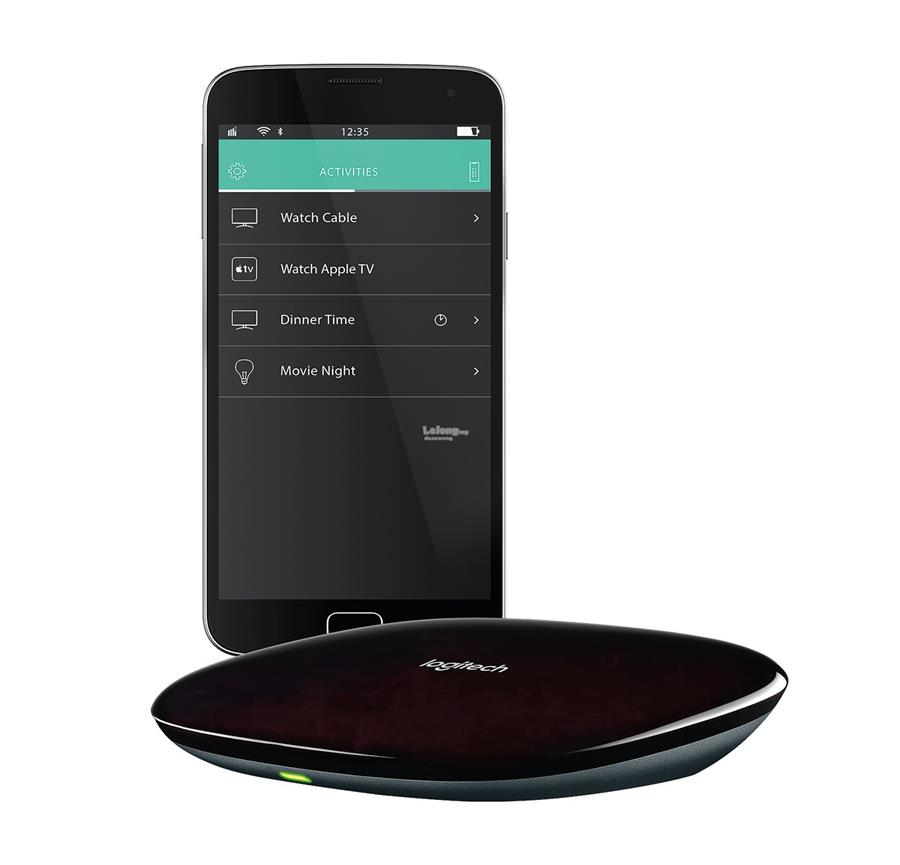Logitech Harmony Hub for Control of 8 Devices, work with Alexa