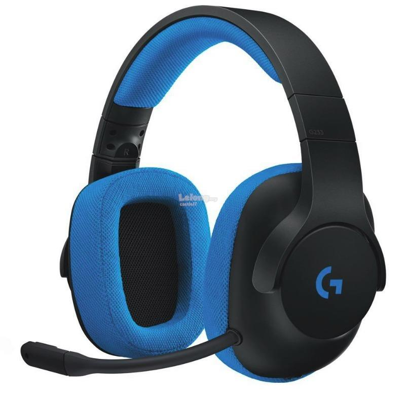 685904031813 LOGITECH Headset Wired GAMING G233 (end 3/28/2020 11:59 AM)