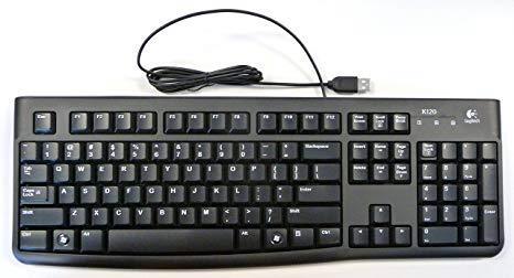 1ecaa96cd7d Logitech K120 Keyboard (USB) (end 12/27/2019 6:15 PM)