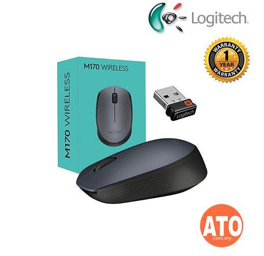 9ddd20acc34 Logitech M170 Wireless Mouse (end 9/25/2021 12:00 AM)