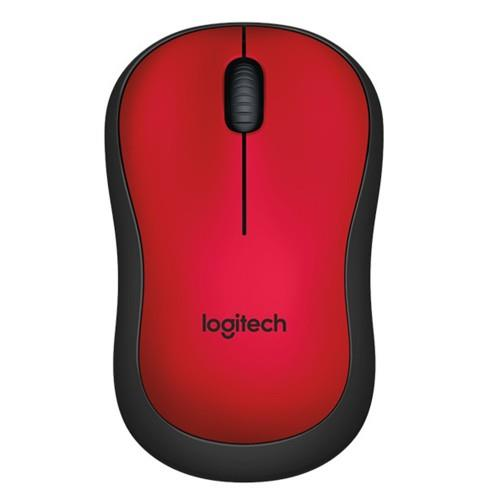 LOGITECH M221 WIRELESS OPTICAL MOUSE BLK (910-004882)