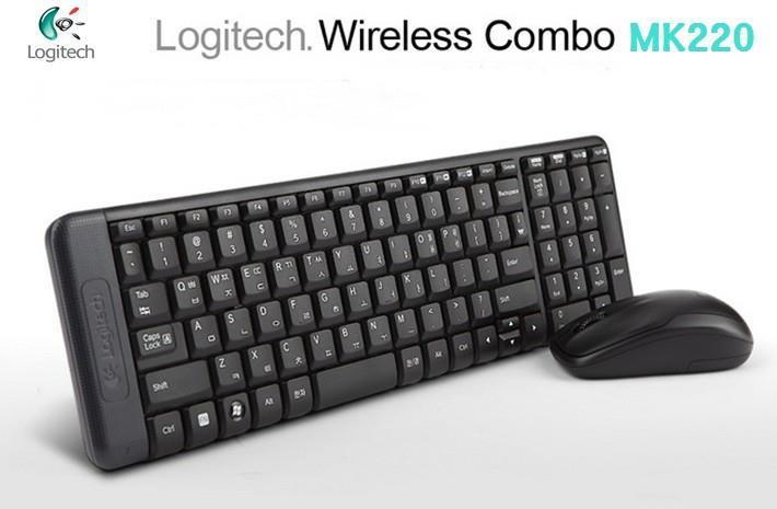Logitech Mk220 Wireless Combo Keyboa End 7 23 2022 6 00 Pm