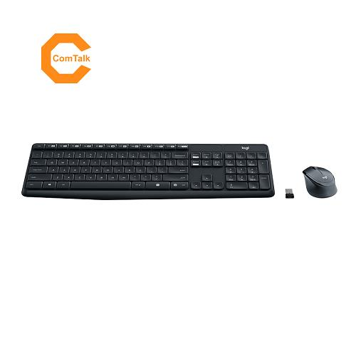 Logitech MK315 Quiet Wireless Combo Keyboard and Mouse