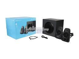 LOGITECH Speaker 2.1 Z625 with OPTICAL THX