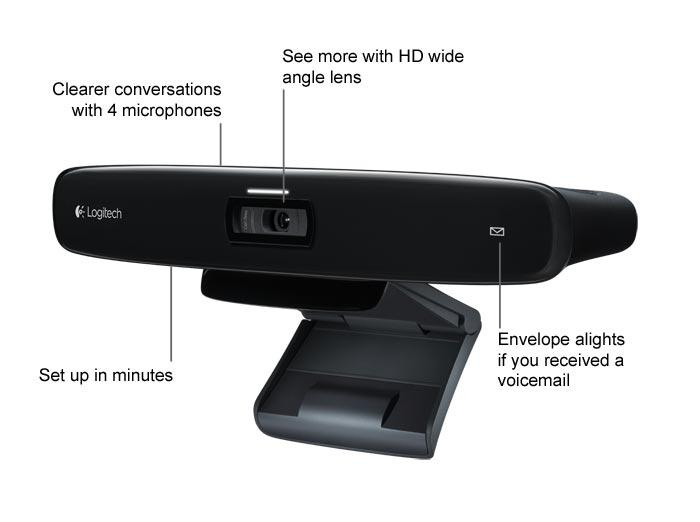 Logitech tv cam hd 960 000923 for end 4 18 2018 9 15 pm for Camera it web tv