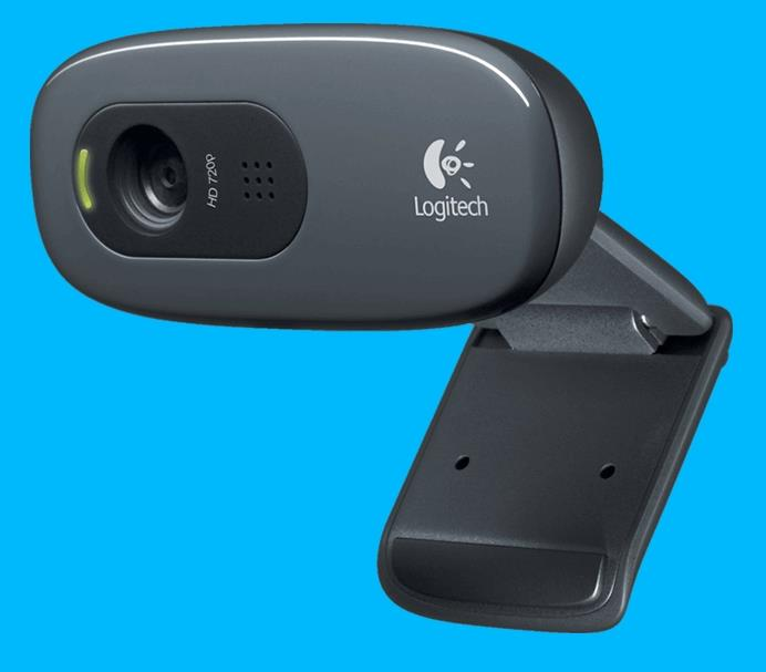LOGITECH WEBCAM C270 3MP HD (960-000627)