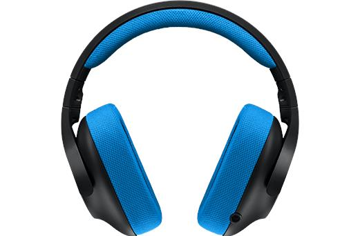 LOGITECH WIRED HEADSET GAMING (G233) (981-000705)