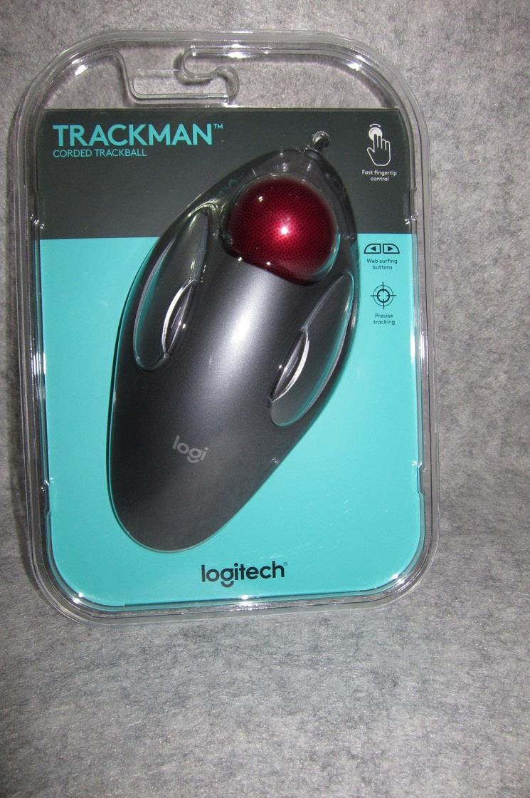 Logitech Wired Mouse USB Tackman Mar (end 1/2/2019 11:15 PM)