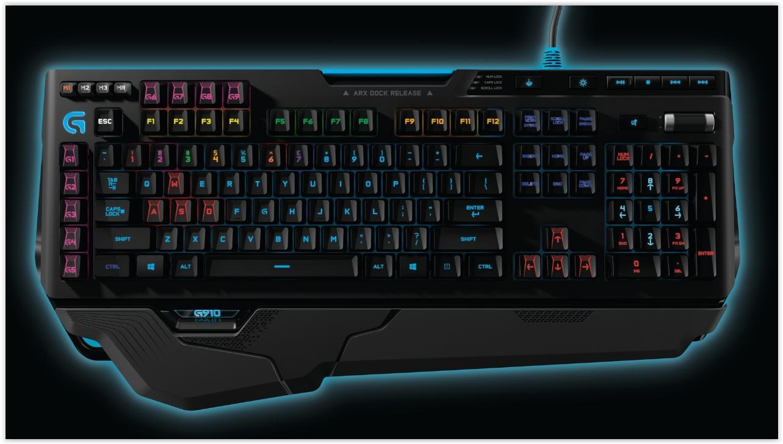 logitech wired usb gaming keyboard g9 end 3 4 2017 6 03 pm. Black Bedroom Furniture Sets. Home Design Ideas