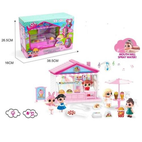 Lol Surprise Dolls Dessert Ice Cream End 1 2 2020 2 17 Am
