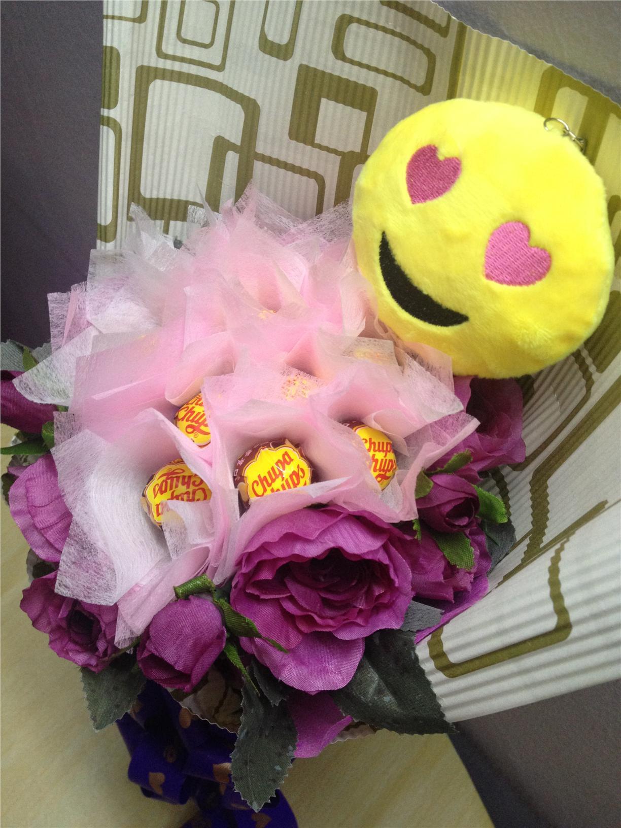 Lollipop Flower Bouquet (end 3/8/2016 2:15 PM)