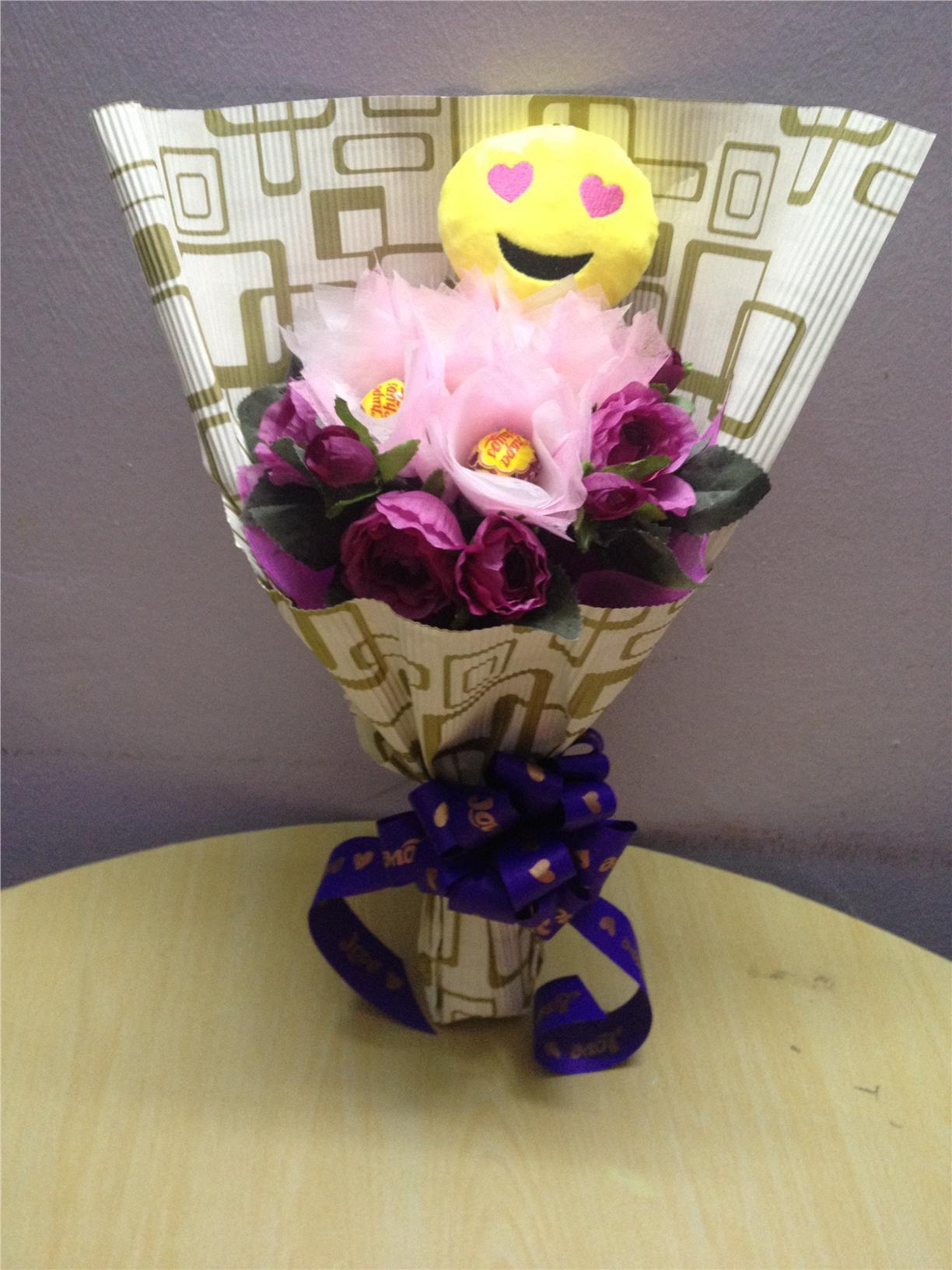 Lollipop flower bouquet end 382016 215 pm lollipop flower bouquet izmirmasajfo