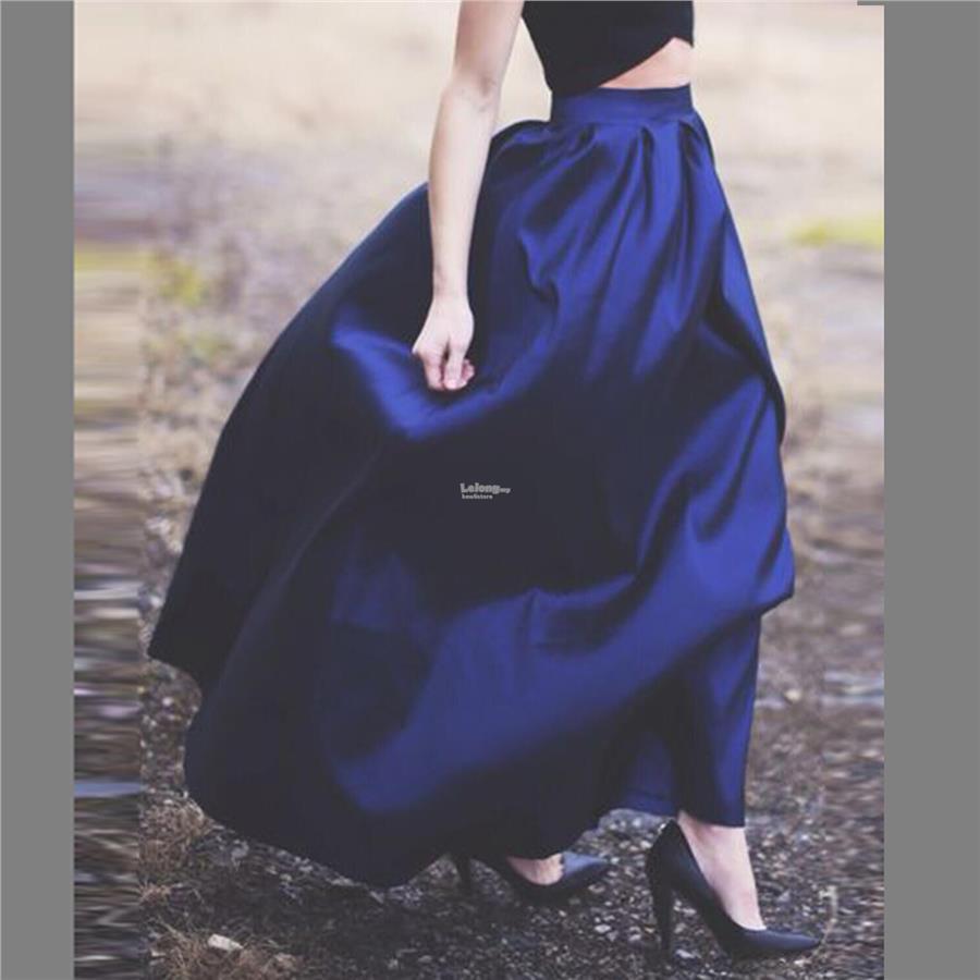 6a2c3ecbe4d6 Solid Long Skirts – DACC