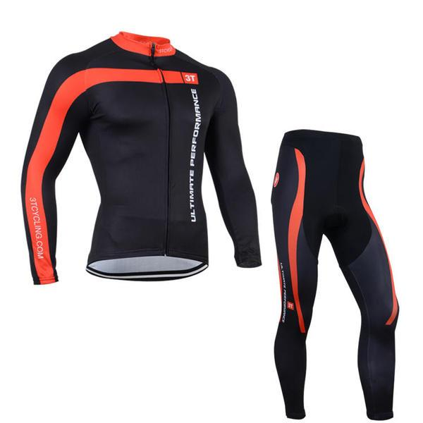 Long Sleeve Scorpion Cycling jerseys Suit Man Costume