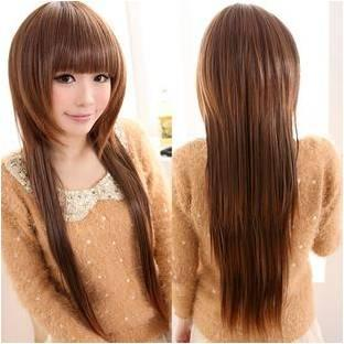 long wig* F23a ready stock/ rambut palsu /promotion deal