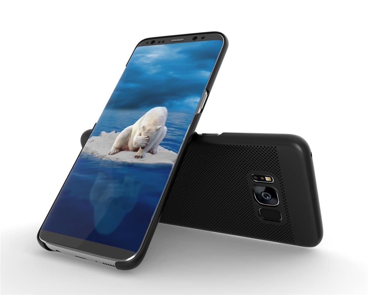 newest 27505 3de6e LOOPEE Ultra Slim Breathing Back Phone Case Samsung G610 J7 Prime