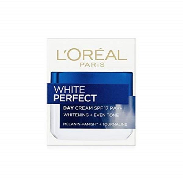 Loreal Paris White Perfect Day Cream (50ml)