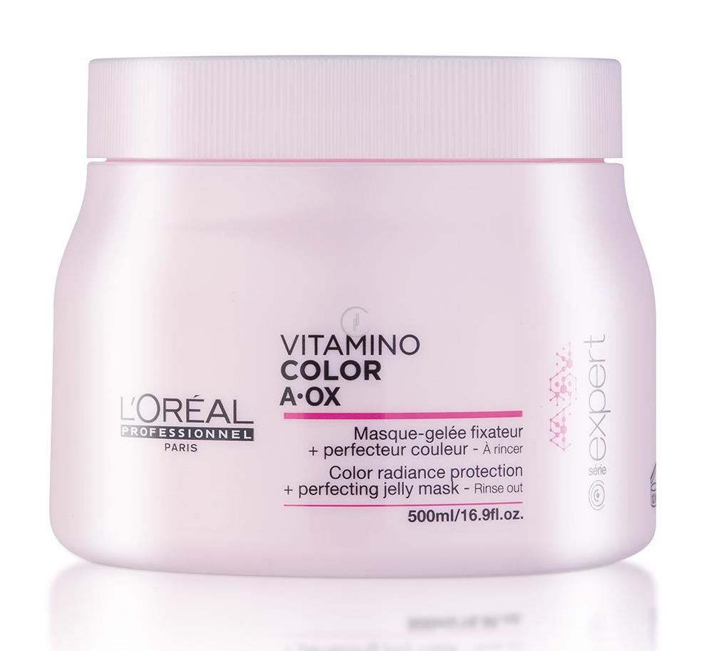 Loreal Vitamino Color A·OX Color Radiance Gel Masque (500ml)
