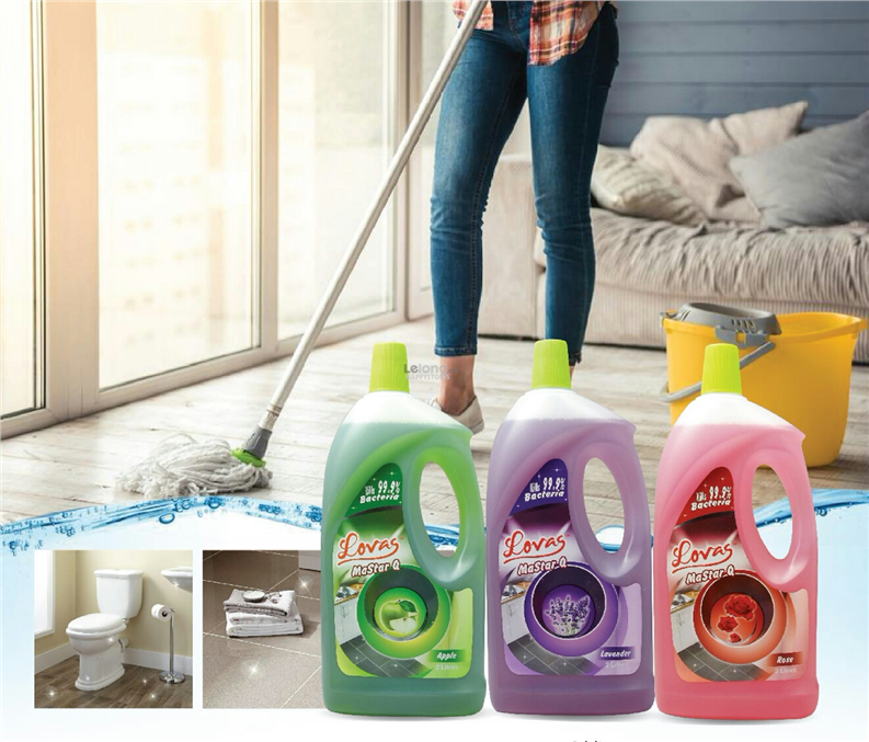 LOVAS Multipurpose Cleaner MaStar Q -2L