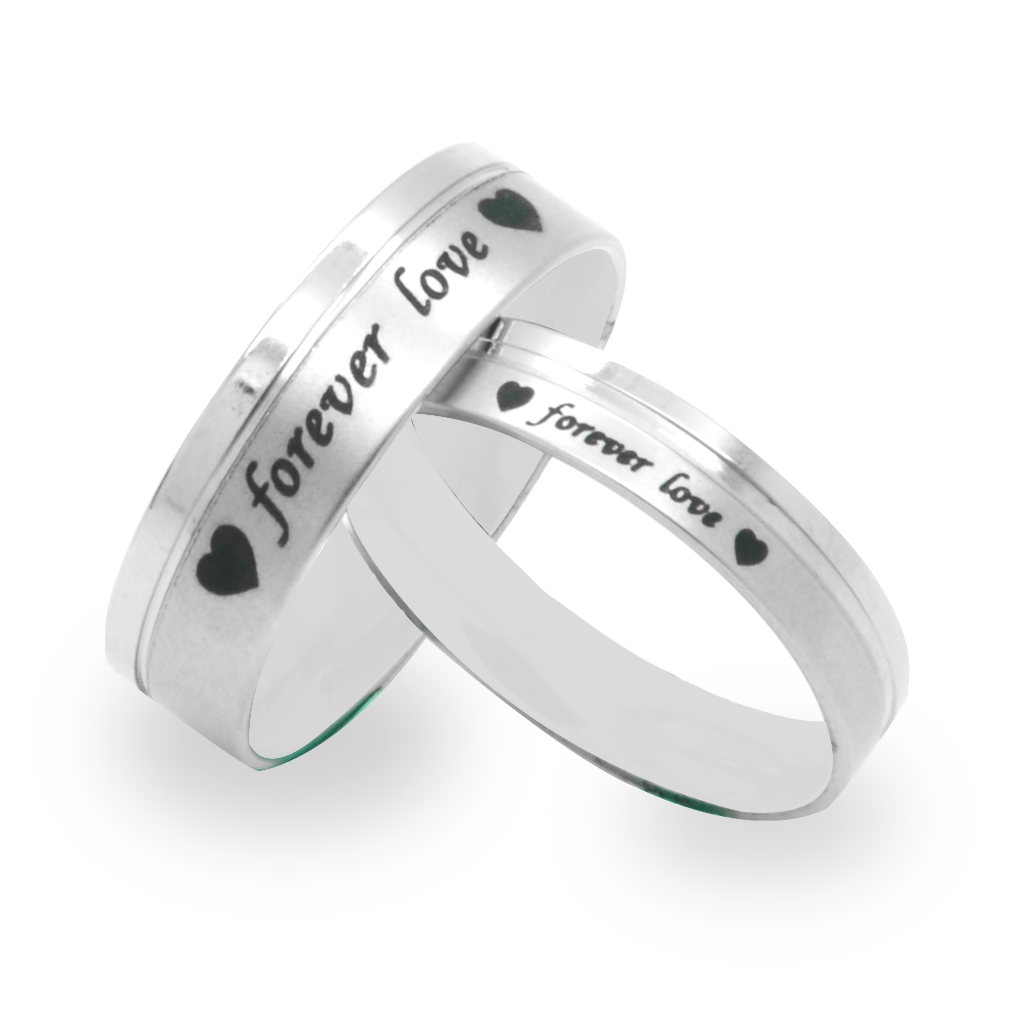 matching band athena com amazon dp wedding heart couple selectable his rings shape engagement size set jewelry titanium series hers