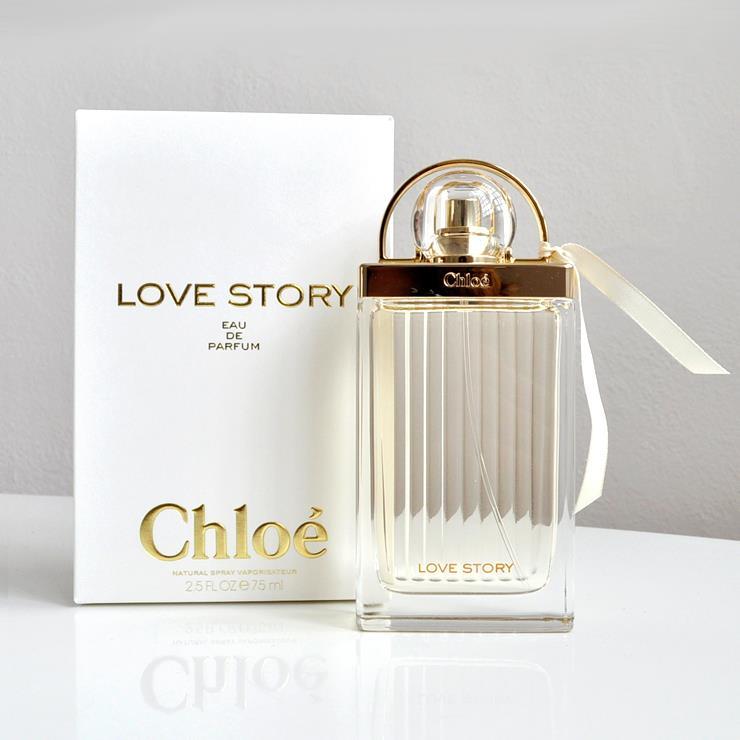 Authentic Tester Story Parfum Chloe De Love By 75ml Women Eau Edp mN0n8w