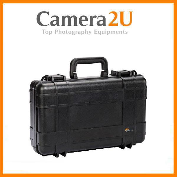 Lowepro Hardside 200 Waterproof Hard Case with Removable Backpack
