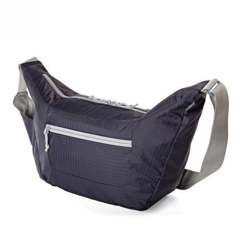 LOWEPRO PHOTO SPORT SHOULDER BAG 12L - PURPLE GREY/VIOLET GRIS