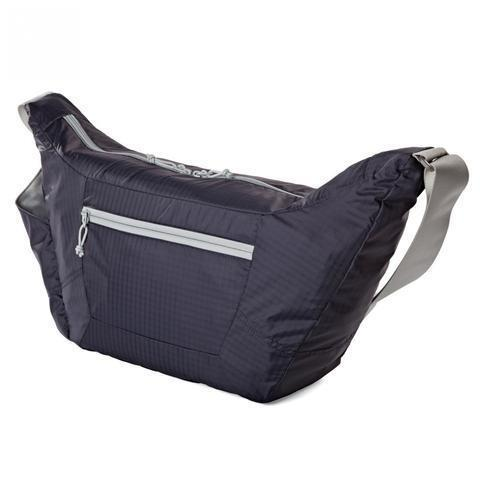 LOWEPRO PHOTO SPORT SHOULDER BAG 18L - PURPLE GREY/VIOLET GRIS