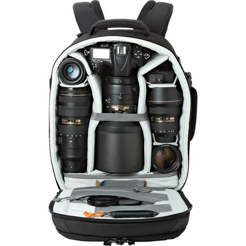 NEW Lowepro Pro Runner BP 350 AW II Backpack for DSLR Camera