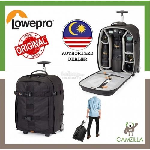 Lowepro Pro Runner x450 Rolling AW Backpack(Black)