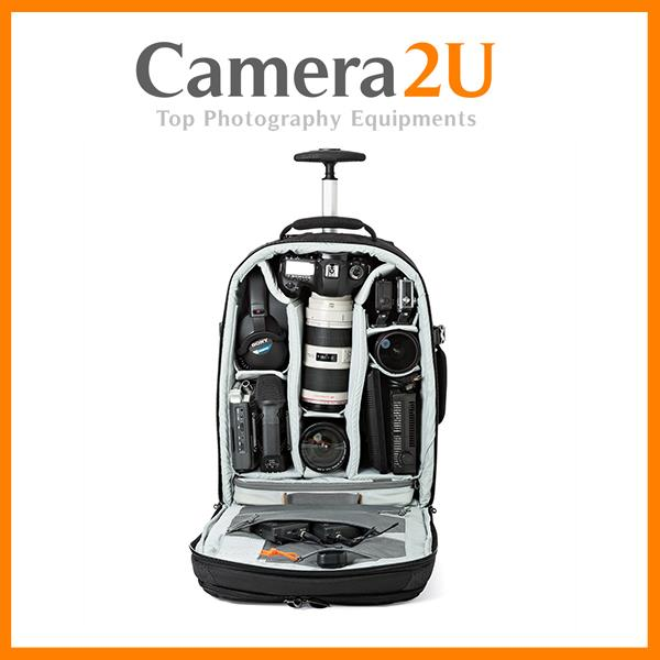 Lowepro Pro Runner x450 Rolling AW Backpack Trolley Bag