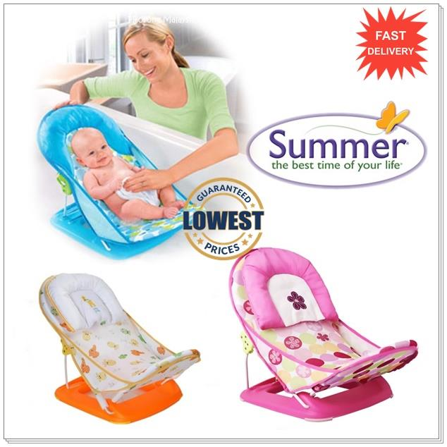 Lowest Price - Mother care Touch & Summer Infant Deluxe Baby Bather