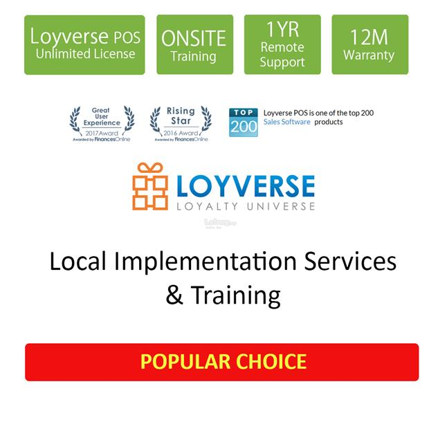 Loyverse Point of Sale Local Implementation & Training