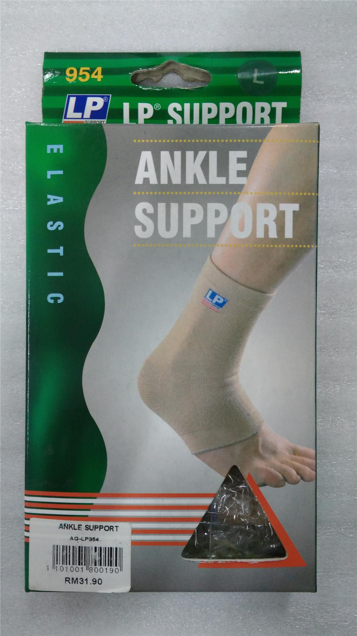 LP Support Ankle Support 954 Size-L Limited Clearance