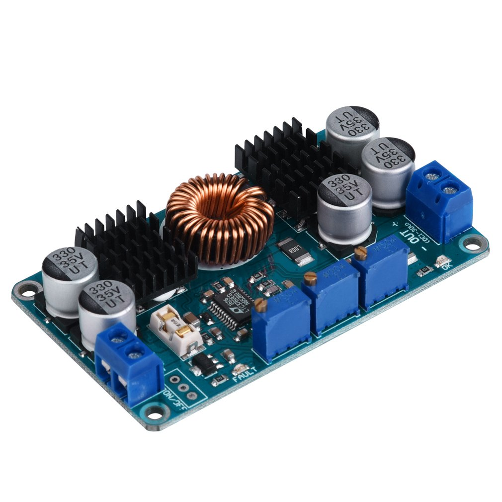 LTCDC 5V-32VTo 1V-30V Automatic Step Up Down RegulatorCharging Module