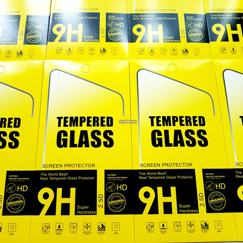 Lumia 630 Tempered Glass Screen Protector