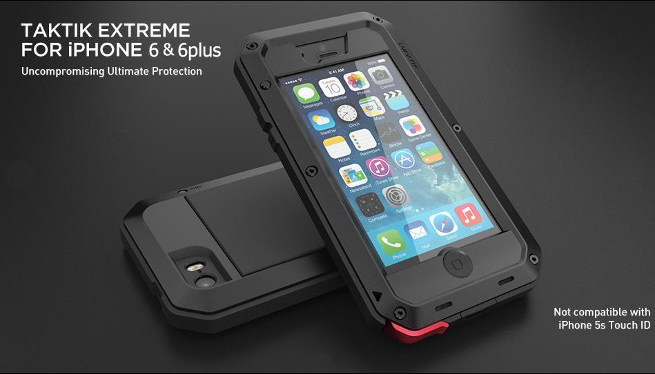 Lunatik Extreme Iphone