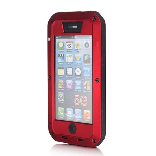 new style 7544a 204a2 Lunatik Taktik Extreme Protection Casing for iPhone 6 - Red