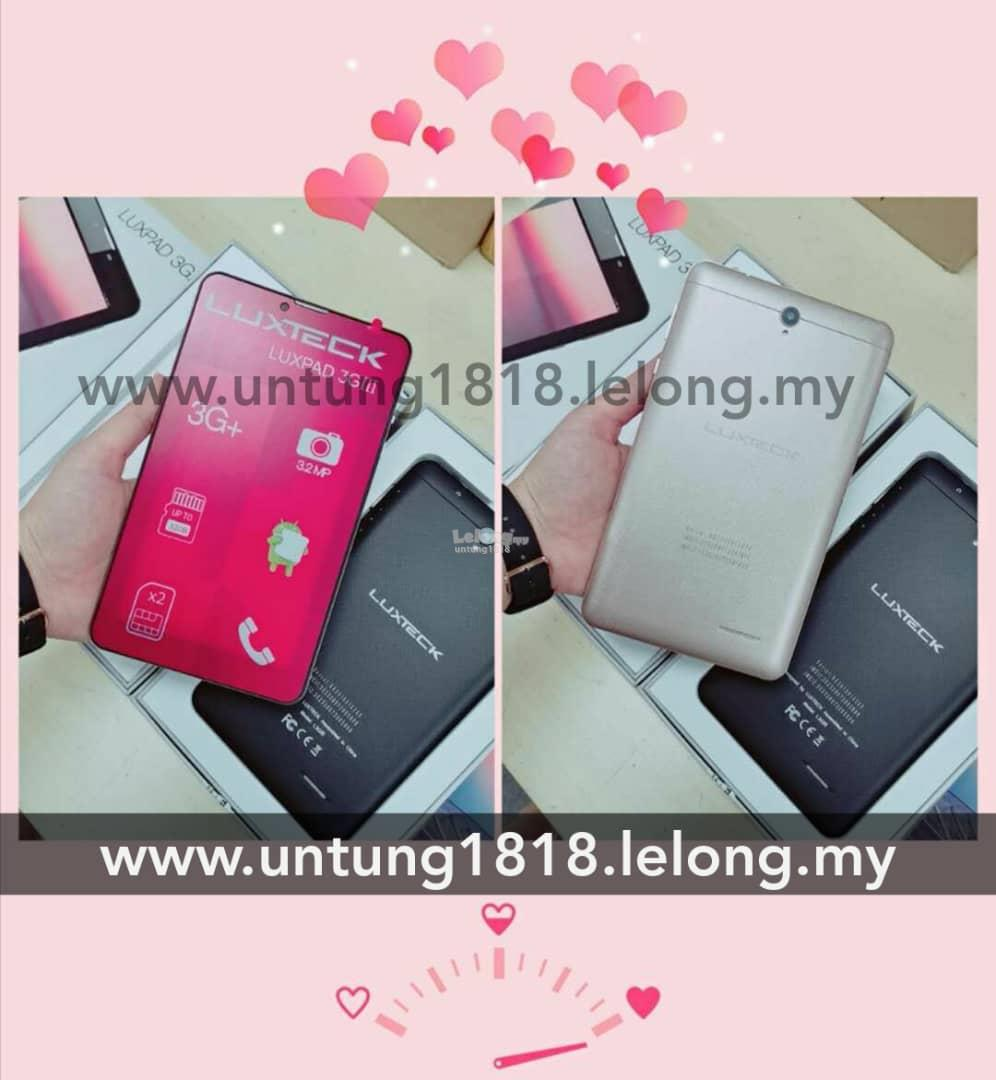LUXTECK ANDROID TAB 7 *FREE TEMPERED GLASS & CASE*