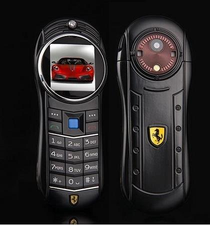 Luxury Car Design Mini Mobile Phone (WP-MINI15C).