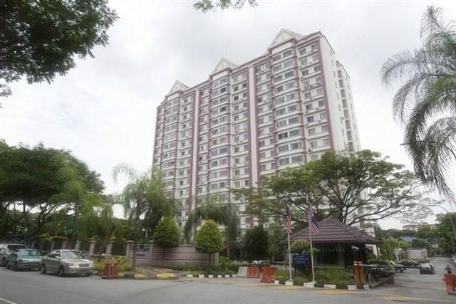Luxury Condo for sale, Danau Impian Condo, Taman Desa