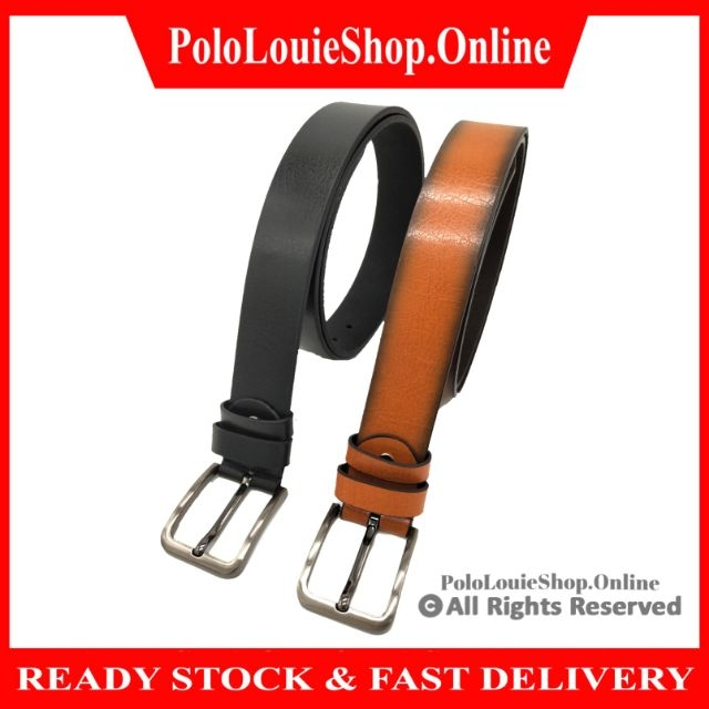Luxury High Quality Italy Leather Men Belt Smart Buckle Pin Waist