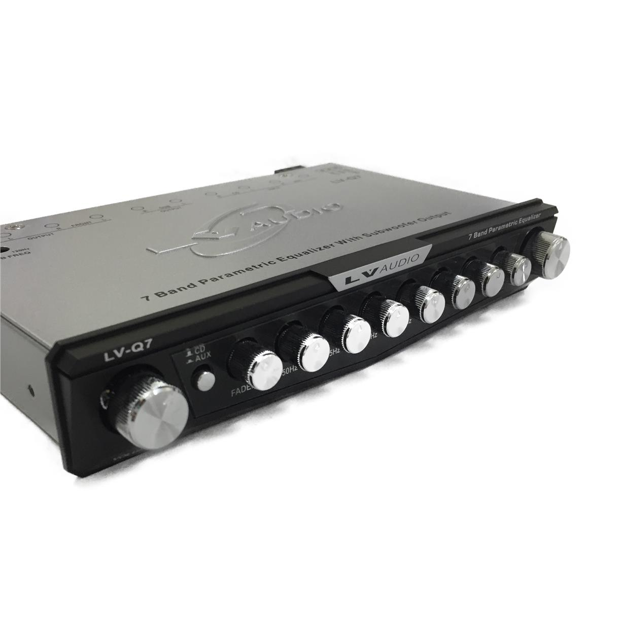 LV-Q7 7 Band Equalizer